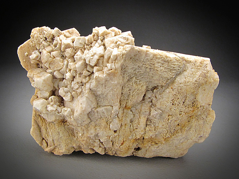 Mineral Specimen Microcline Crystals (Baveno Twin) Pipestone Pass (near Butte) Silver Bow County Montana For Sale