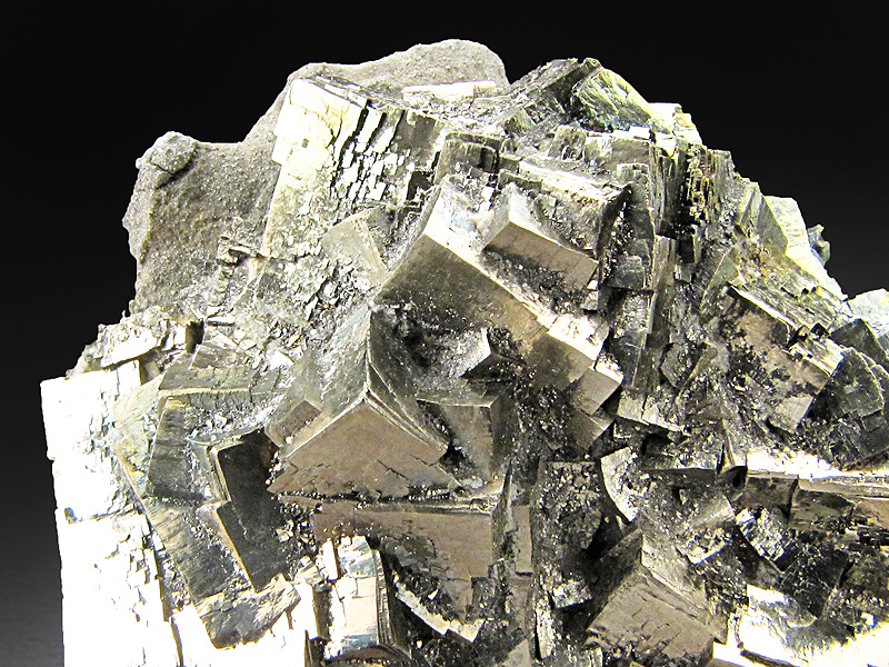 Pyrite Crystals Bosque Draw near Roswell Chaves County New Mexico Mineral Specimen For Sale