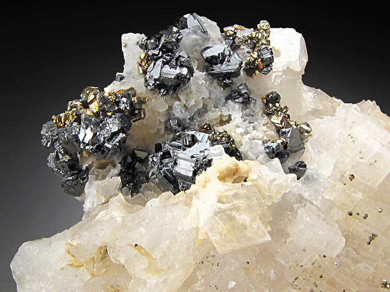 Ankerite and Sphalerite, Eagle Mine Gilman Eagle County Colorado Mineral Specimen For Sale