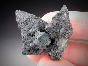 Acanthite Imiter Mine Imiter District Djebel Saghro Ouarzazate Province Souss Massa Draâ Region Morocco Mineral Specimen For Sale