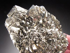 Marcasite Crystals Rensselaer Quarry Pleasant Ridge Jasper County Indiana Mineral Specimen For Sale
