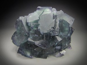 Fluorite Crystals Okorusu Mine Otjiwarongo District Otjozondjupa Region Namibia Mineral Specimen For Sale