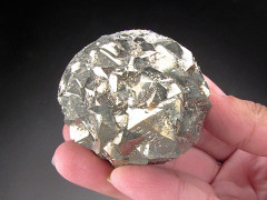 Pyrite Ball, Indianapolis, Indiana