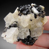 Uvite and Magnesite Crystals, Brumado, Brazil