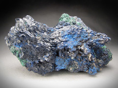 Azurite Crystals, Shilu Mine, China