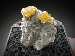 Sphalerite Crystals, Lockport, New York