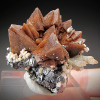 Helvite Crystals, Inner Mongolia, China