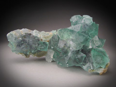 Fluorite and Quartz Crystals, Riemvasmaak, South Africa
