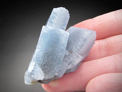 Celestite Crystal, Newport, Michigan