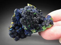 Azurite, Bisbee, Arizona