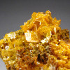 Wulfenite Crystals, San Carlos Mine, Chihuahua, Mexico